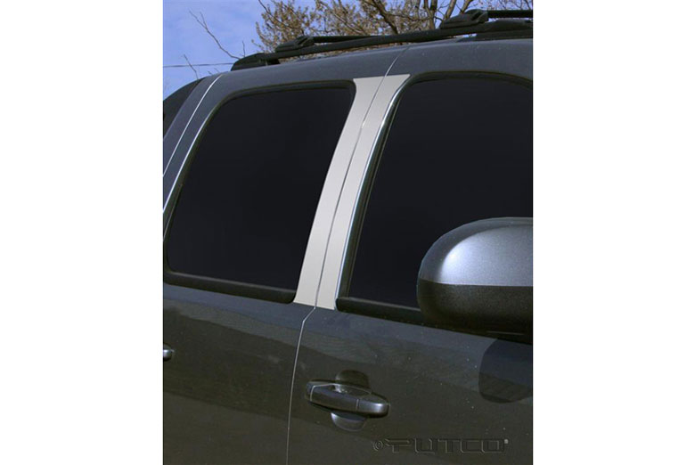 2013 Chevrolet Avalanche Pillar Posts