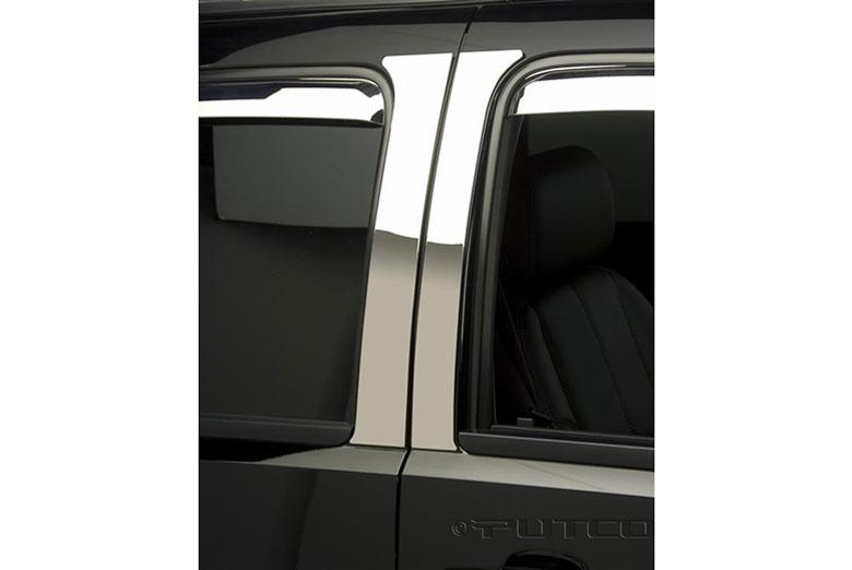 2012 Jeep Grand Cherokee Pillar Posts