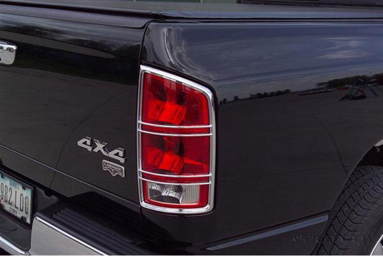 2002 Dodge Ram Tail Light Bezels