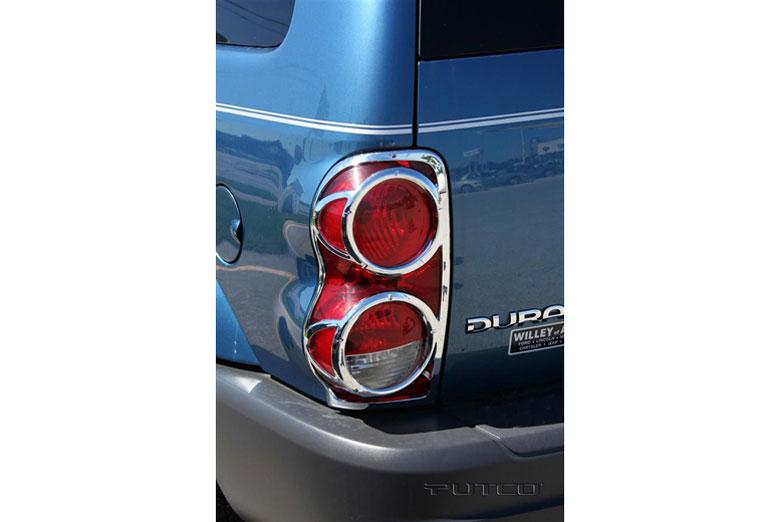 2006 Dodge Durango Tail Light Bezels