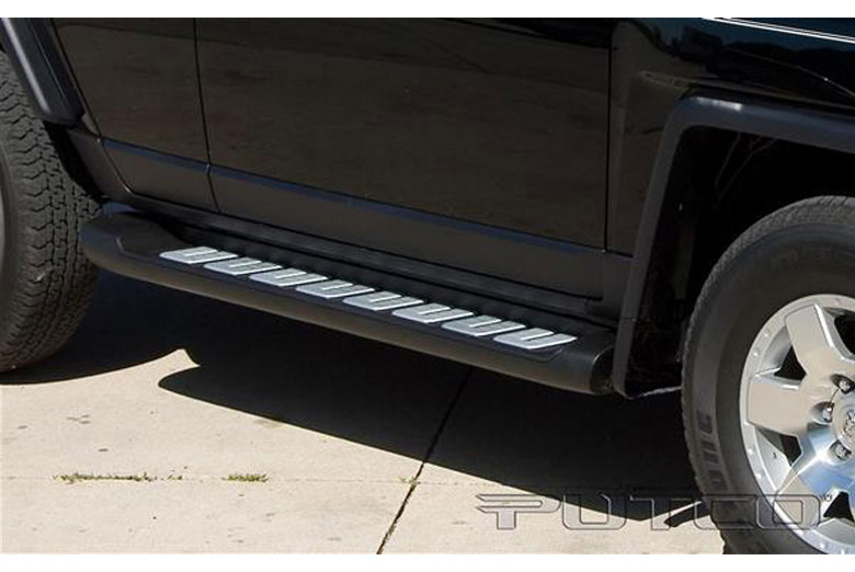 2014 Toyota FJ Cruiser Door Sill Step Cover