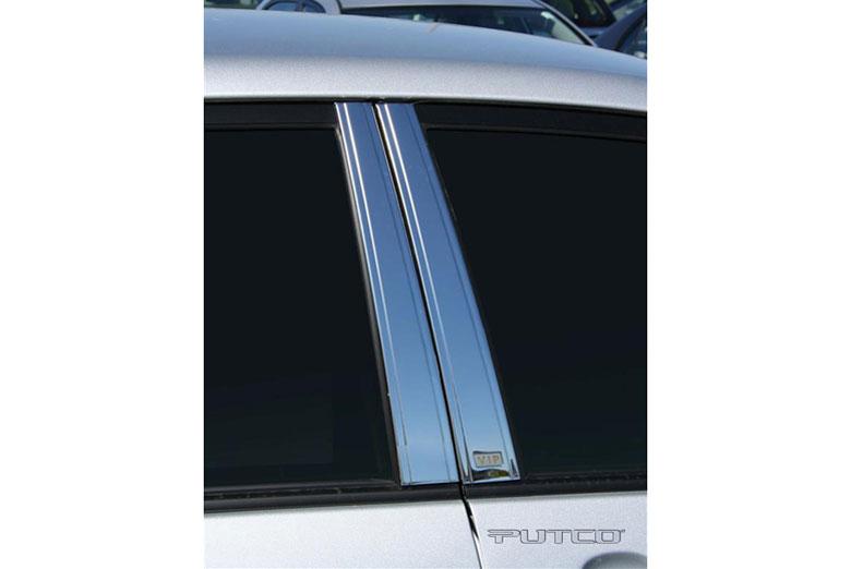 2005 Toyota Corolla Pillar Posts