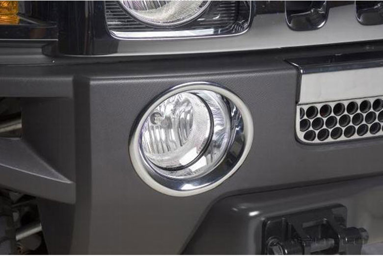 2003 BMW X5 Fog Light Bezels