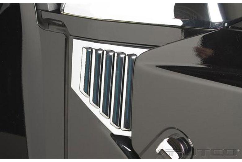 2003 Hummer H2 Hood Side Vents