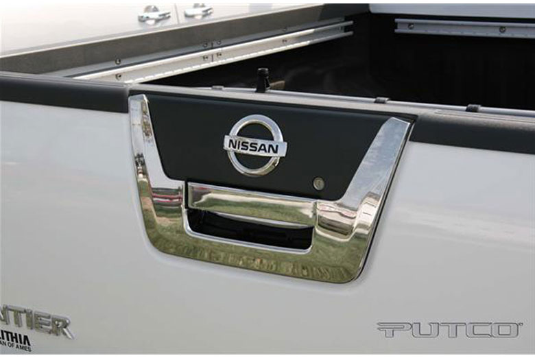 2010 Nissan Frontier Tailgate Handle Cover