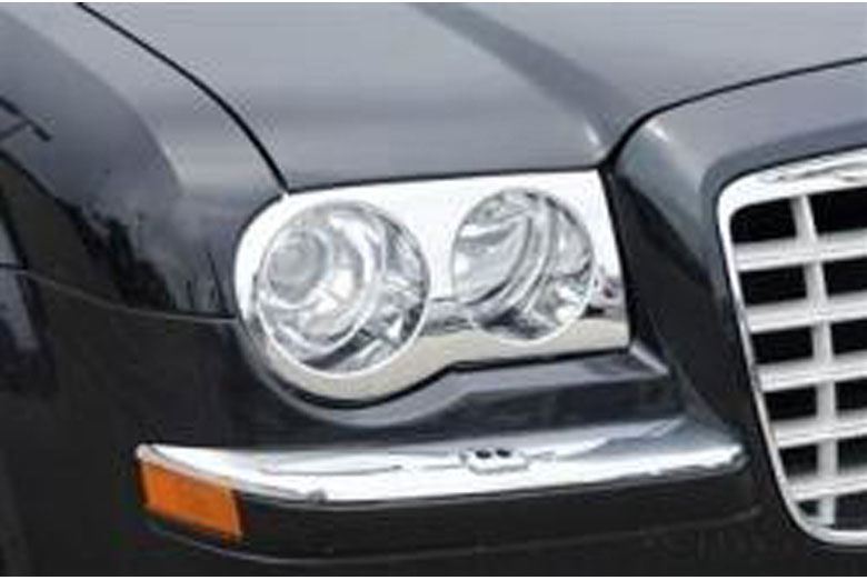 2008 Toyota Land Cruiser Headlight Bezels