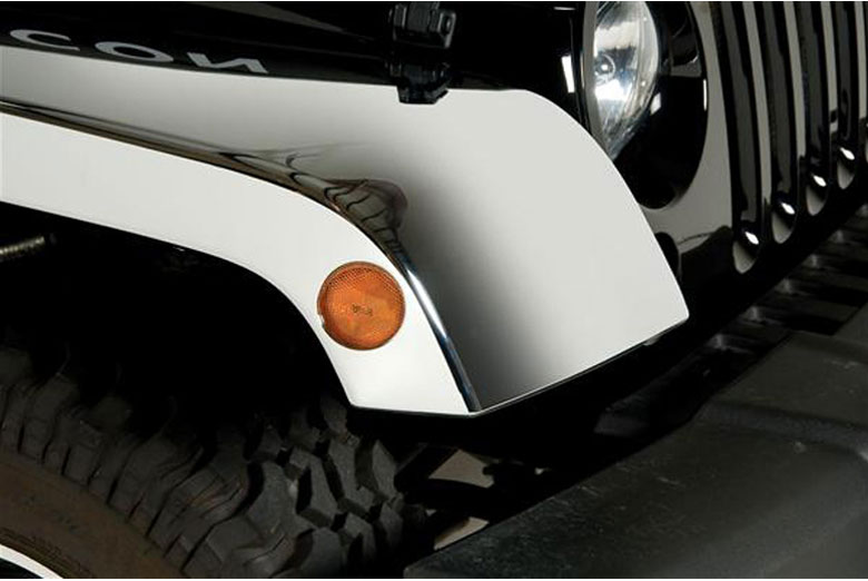 2007 Jeep Wrangler Flares