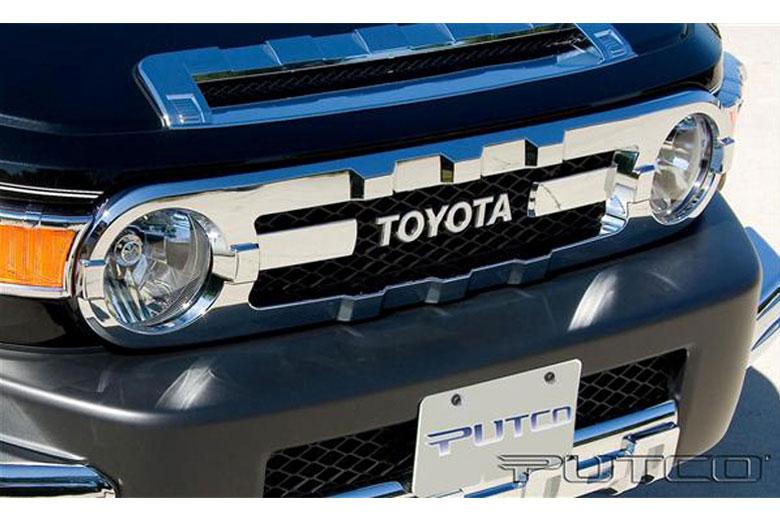 2011 Toyota FJ Cruiser Trim Grille Covers
