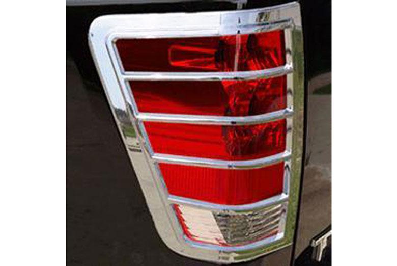 2006 Nissan Armada Tail Light Bezels