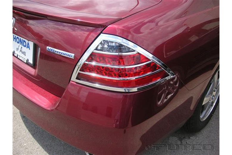 2007 Honda Accord Tail Light Bezels