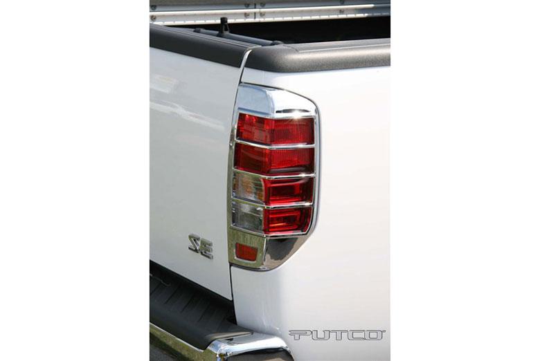 2005 Nissan Frontier Tail Light Bezels
