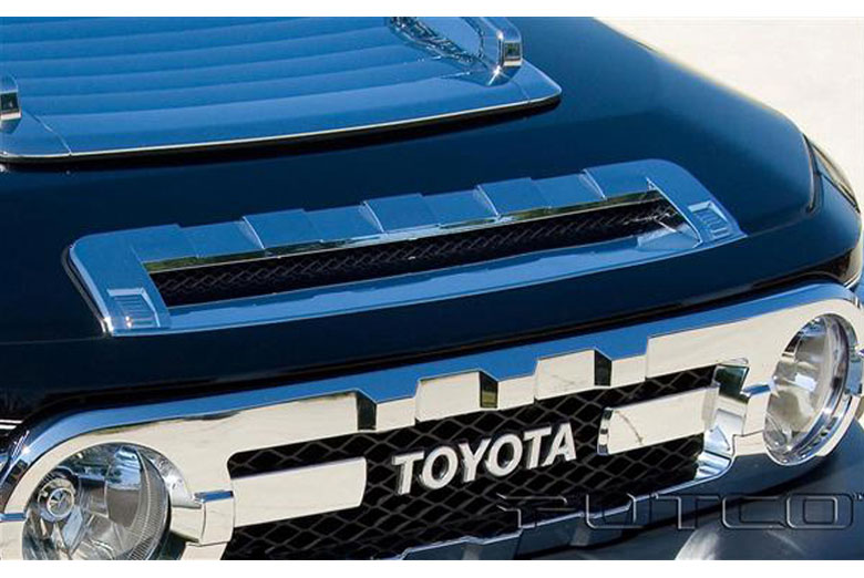 2014 Toyota FJ Cruiser Hood Scoop