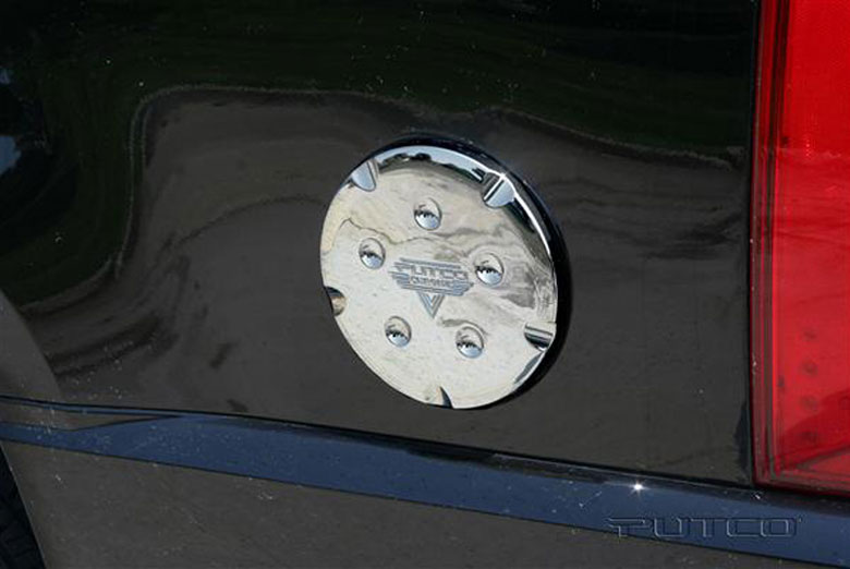 2009 Chevrolet Avalanche Fuel Door Cover
