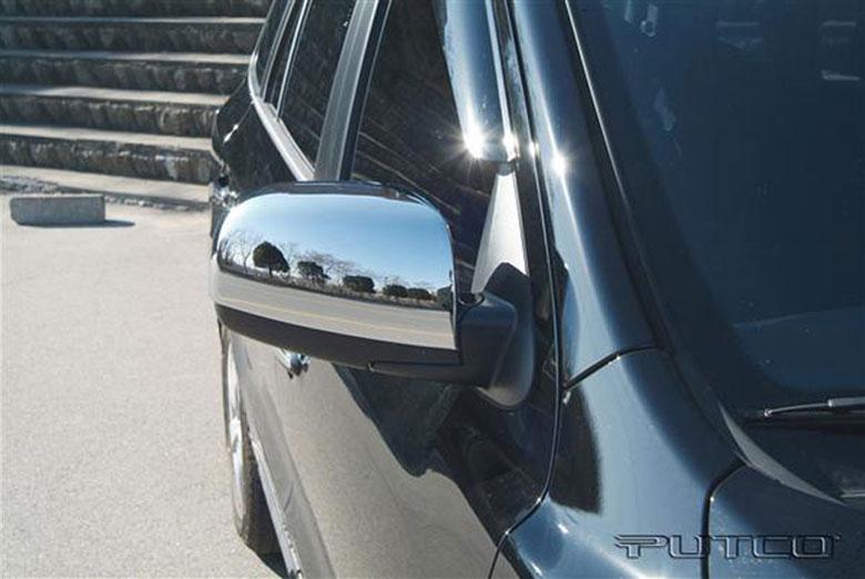2007 Hyundai Santa Fe Mirror Covers