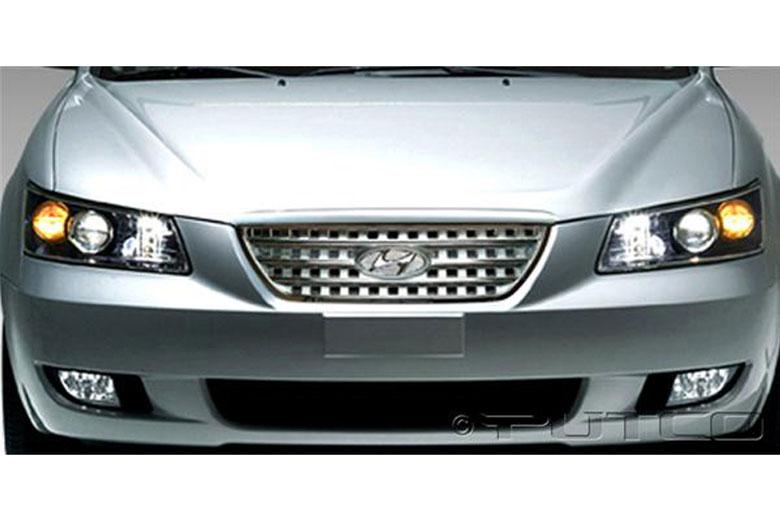 2007 Hyundai Sonata Radiator Grille Covers