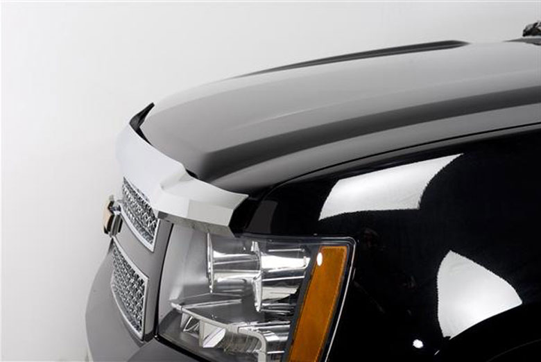 2009 Chevrolet Tahoe Element Hood Shields