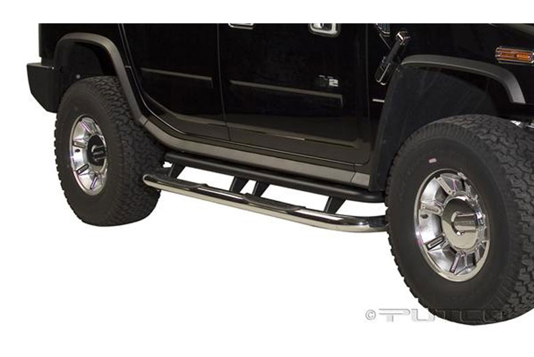 2005 Hummer H2 Boss Step Bars