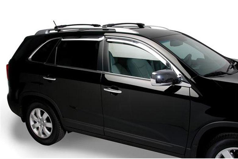 2011 Kia Sorento Element Window Visors
