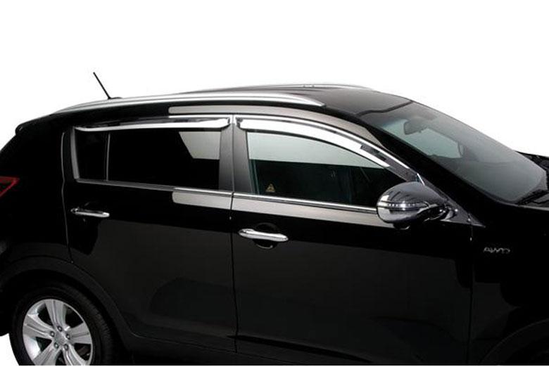 2013 Kia Sportage Element Window Visors