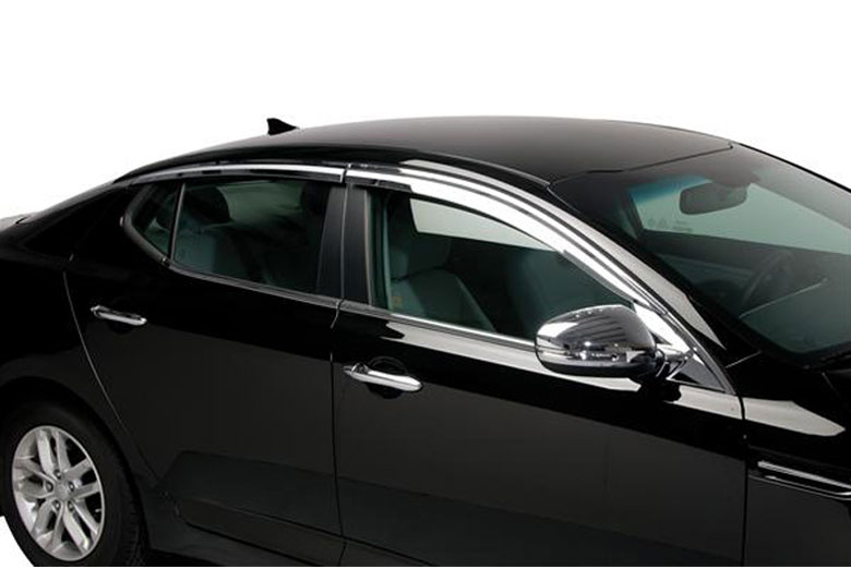 2011 Kia Optima Element Window Visors