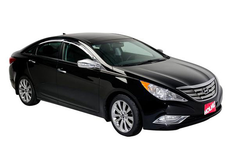 2013 Hyundai Sonata Element Window Visors
