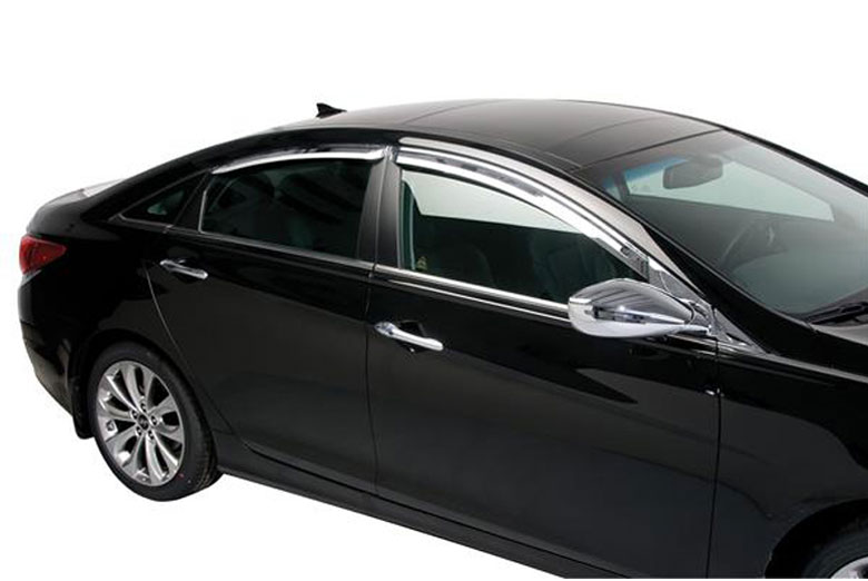 2011 Hyundai Elantra Element Window Visors