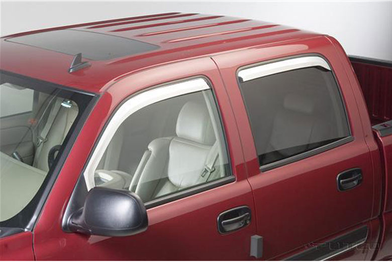 2004 Chevrolet Avalanche Element Window Visors