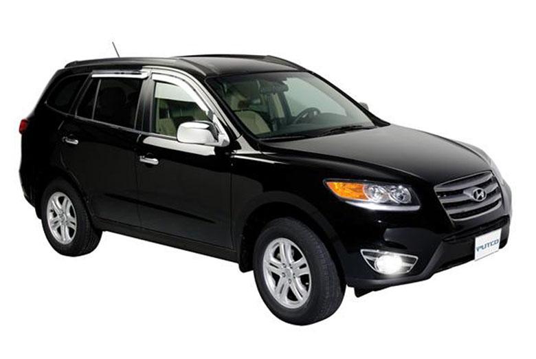 2011 Hyundai Santa Fe Element Window Visors