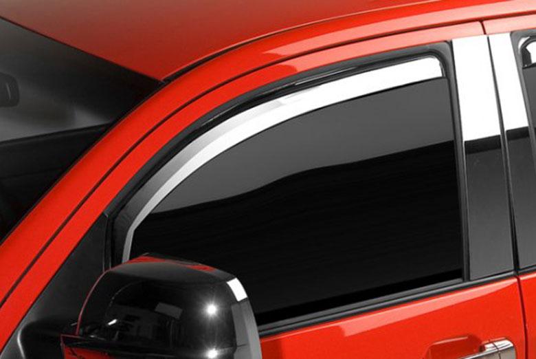 2004 Chevrolet Tahoe Element Window Visors