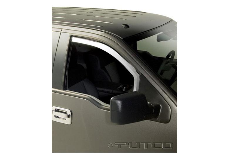 2007 Lincoln Mark LT Element Window Visors