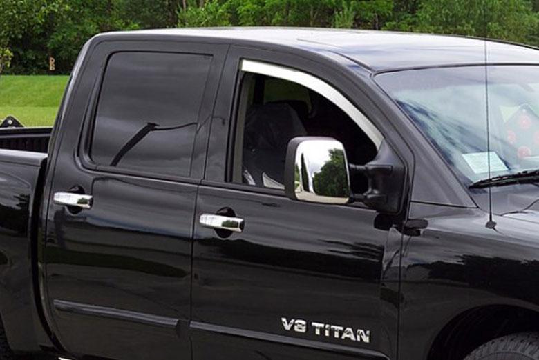 2005 Nissan Titan Element Window Visors