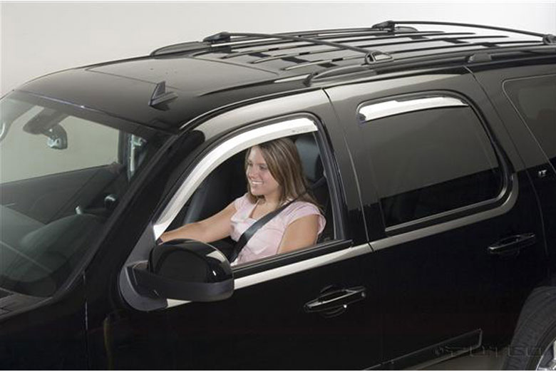 2009 Chevrolet Tahoe Element Window Visors
