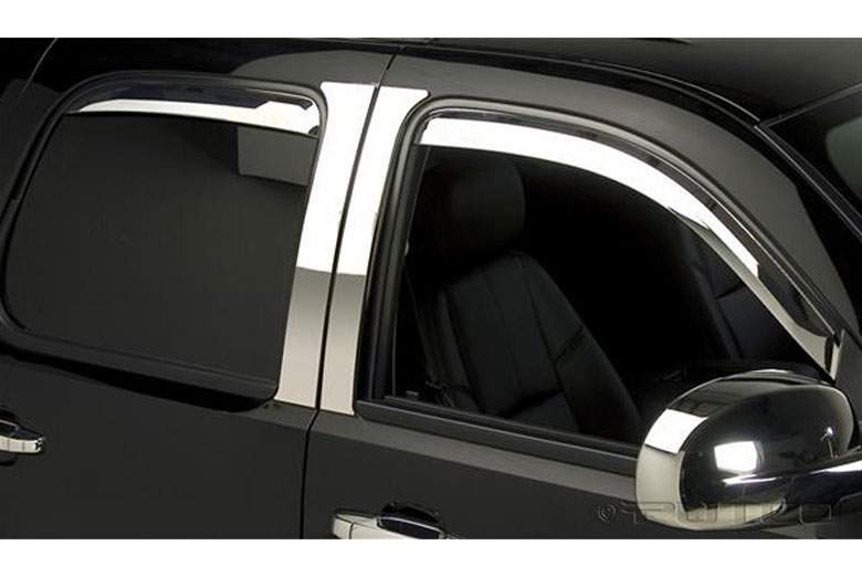 2011 Chevrolet Suburban Element Window Visors