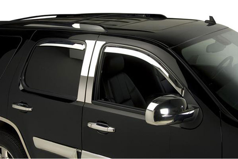 2007 Chevrolet Silverado Element Window Visors