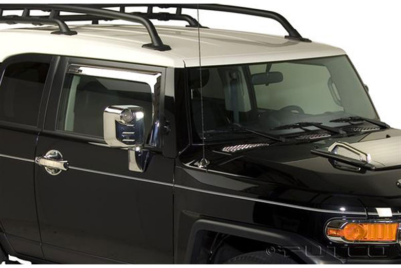 2014 Toyota FJ Cruiser Element Window Visors