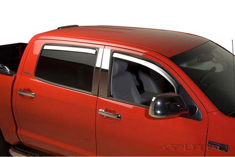2010 Toyota Tundra Element Window Visors