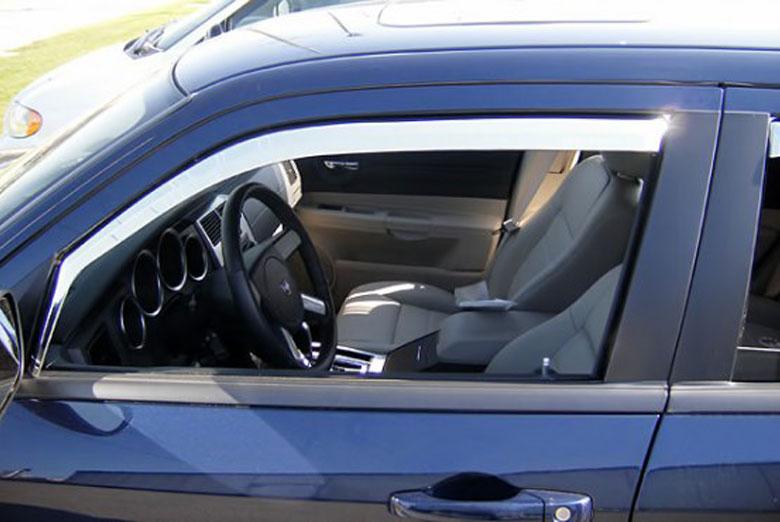 2010 Chrysler 300 Element Window Visors