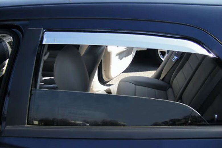 2007 Chrysler 300 Element Window Visors