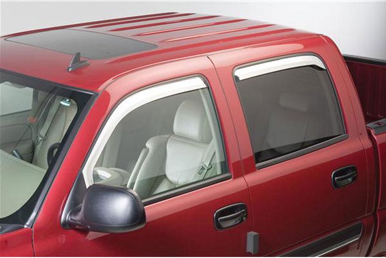 2014 Dodge Ram Element Window Visors