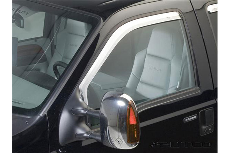 2005 Ford Excursion Element Window Visors