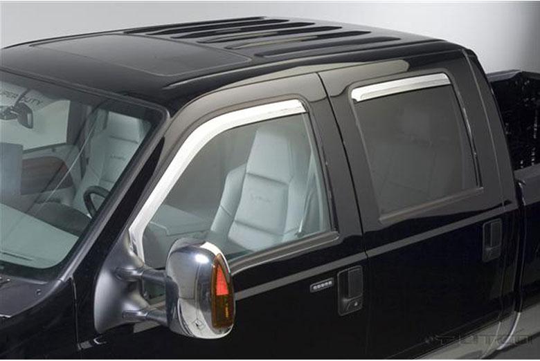 2013 Ford F-350 Element Window Visors