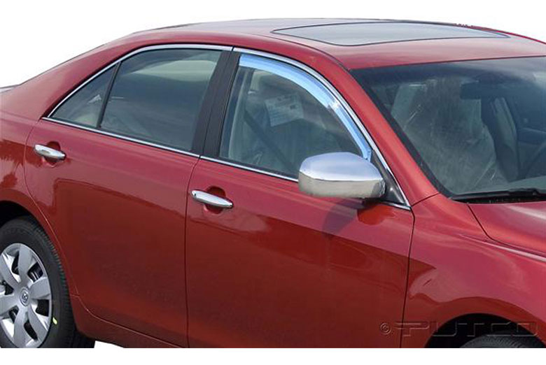 2008 Toyota Camry Element Window Visors