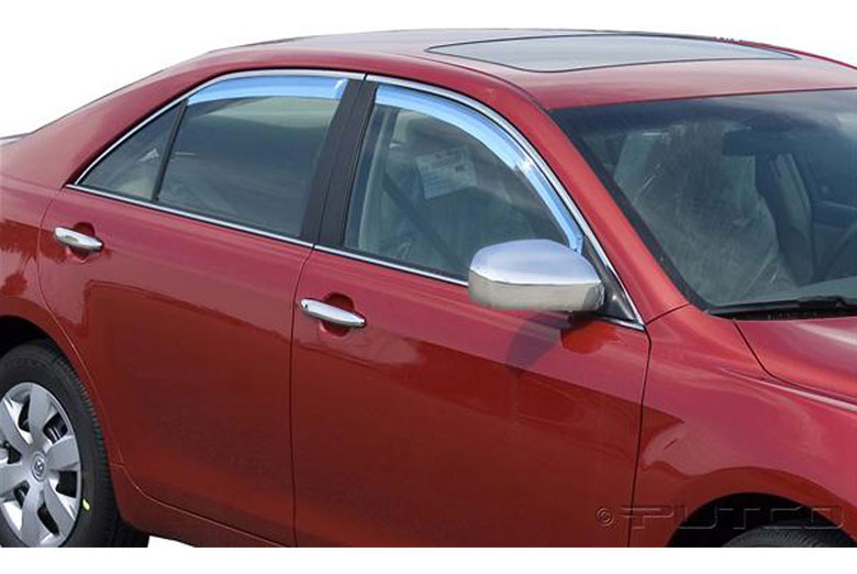 2009 Toyota Camry Element Window Visors