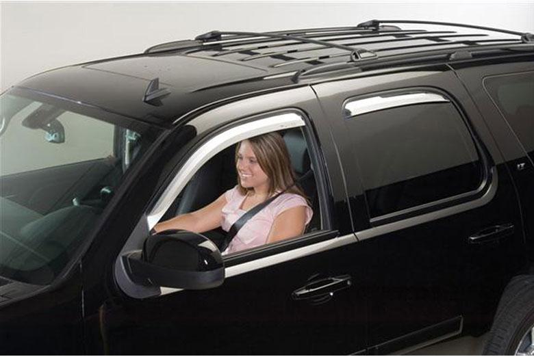 2003 Toyota 4Runner Element Window Visors
