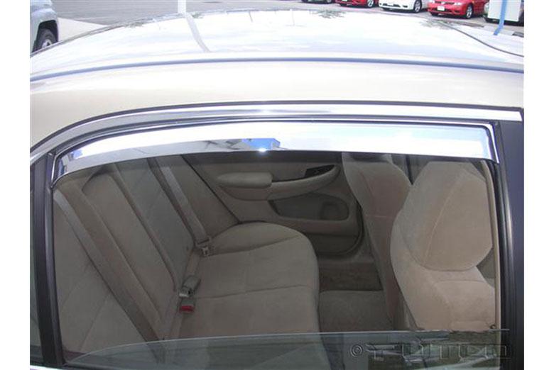 2004 Honda Accord Element Window Visors