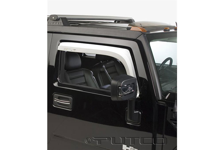 2006 Hummer H2 Element Window Visors