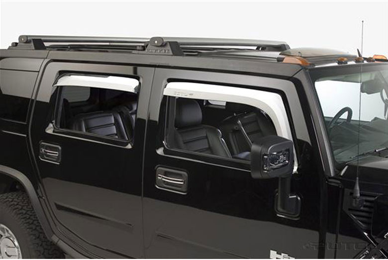 2005 Hummer H2 Element Window Visors