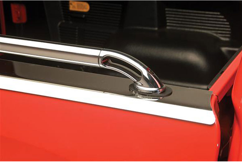 2007 Ford F-350 Boss Locker Bed Rails