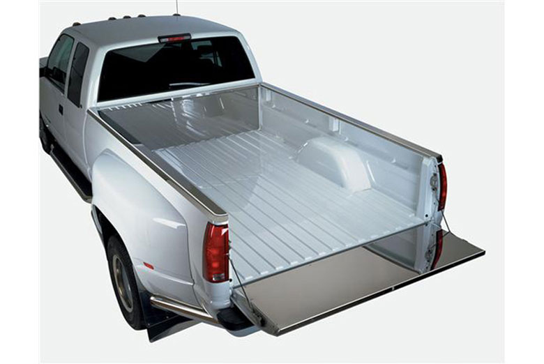 2007 Ford F-250 Front Bed Protectors