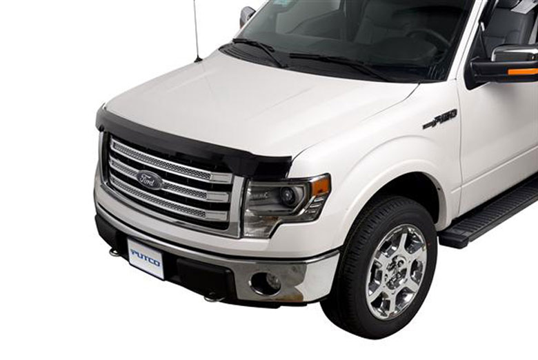 2011 Ford F-150 Element Tinted Hood Shields